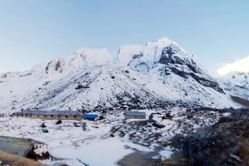 Annapurna base camp 3